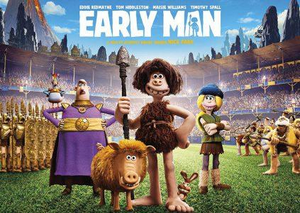 Early Man / «Дикие предки»