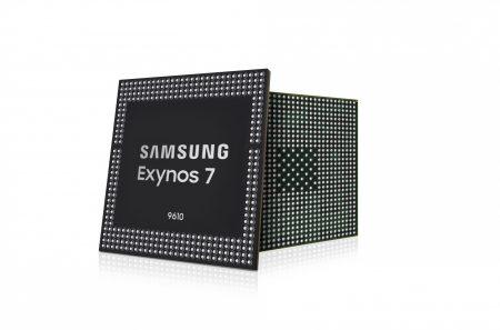 Новая 10-нанометровая SoC Samsung Exynos 7 Series 9610 поддерживает запись видео разрешением Full HD с частотой 480 к/с
