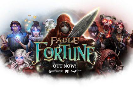 Fable Fortune – проклятое место
