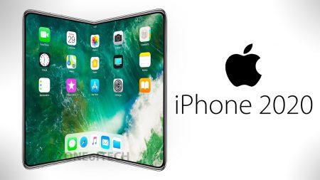 Merrill Lynch: Компания Apple разрабатывает «гибкий» iPhone и собирается представить его уже в 2020 году