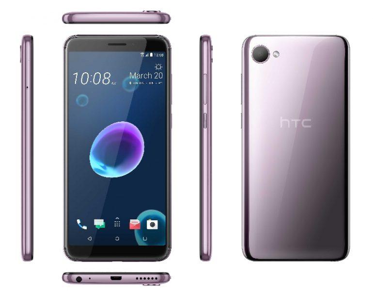 HTC объявила о выходе Desire 12 иDesire 12+