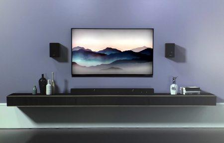 Первый взгляд на QLED телевизоры Samsung 2018 года