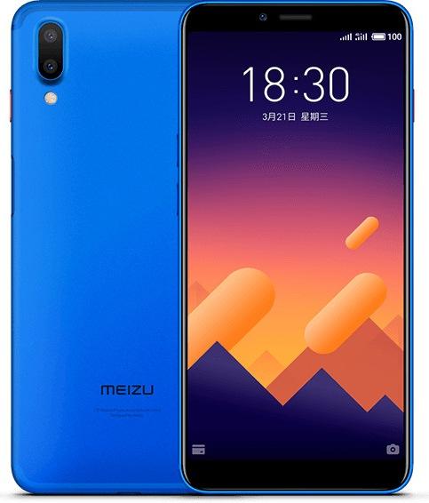 Смартфон Meizu E3 представлен официально: 6-дюймовый IPS-экран 18:9, восьмиядерный Snapdragon 636, 6 ГБ ОЗУ, 64/128 ГБ памяти и двойная камера по цене от $285