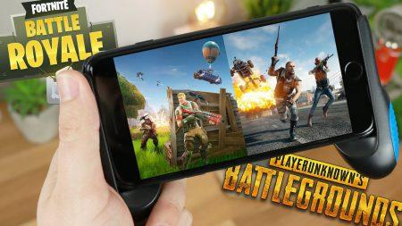 «Королевские битвы» для мобильных наступают — Fortnite вышла на iOS и скоро появится на Android, а PUBG Mobile выбралась за пределы Китая