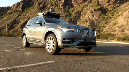 Полиция Темпе опубликовала видео смертельной аварии с участием самоуправляемого автомобиля Uber