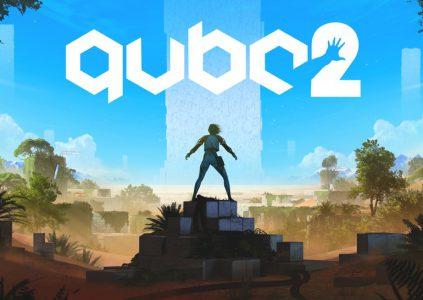 Q.U.B.E. 2 – кубик в кубе