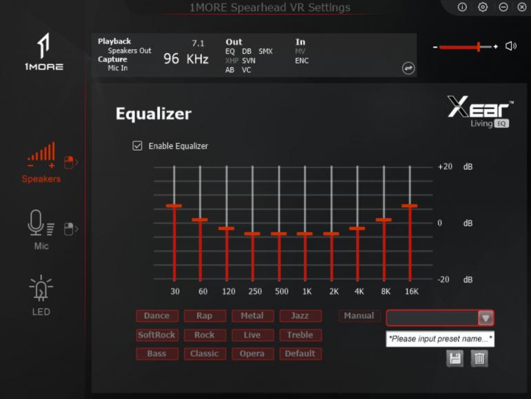 Обзор игровых наушников 1More Spearhead VR - ITC.ua