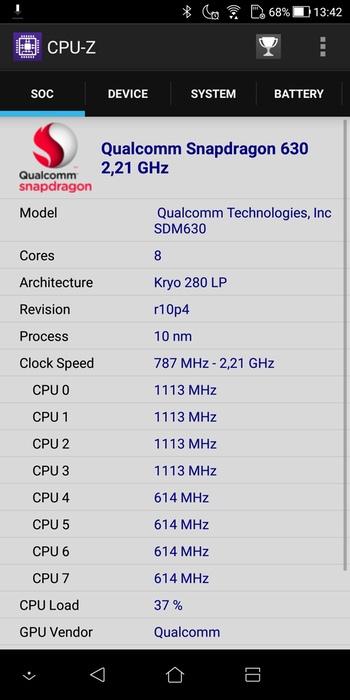 Первый взгляд на ASUS Zenfone 5 Lite