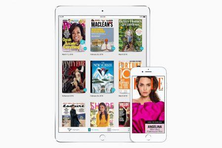 """Компания Apple купила сервис электронной подписки на журналы Texture, который называют """"Netflix для периодики"""""""