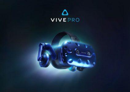 HTC начала принимать заказы на VR-гарнитуру Vive Pro по цене $799 и снизила стоимость оригинальной модели Vive