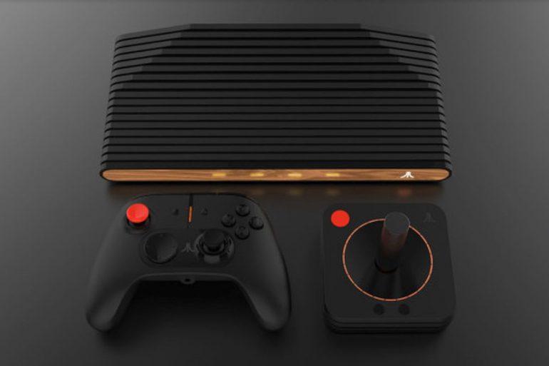 Atari представила публике новейшую ретро-консоль Atari VCS