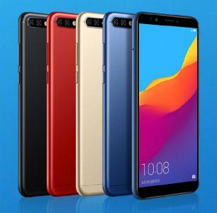 Представлен смартфон Huawei Honor 7C, получивший полноэкранный дизайн, сдвоенную камеру, SoC Snapdragon 450 и функцию Face Unlock при цене €115 - ITC.ua