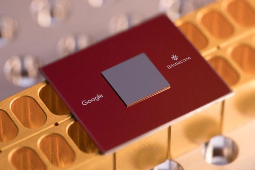 Google представила квантовый процессор Bristlecone