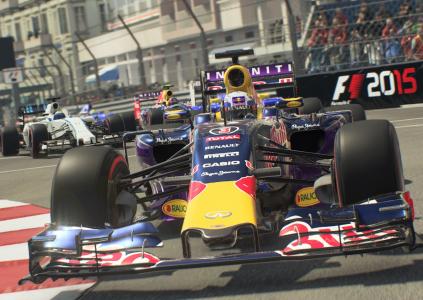 На Humble Bundle бесплатно раздают гоночный симулятор F1 2015, а в Steam – бесплатные выходные F1 2017