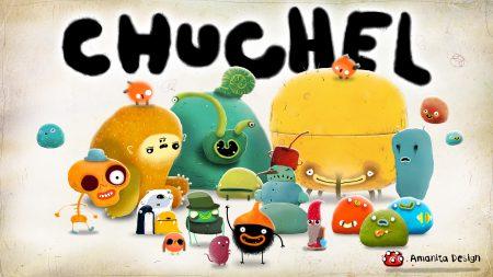 Chuchel, или безумная борьба за вишню