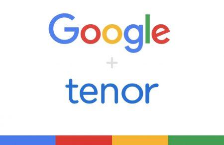 Google приобрела платформу для поиска GIF-изображений Tenor