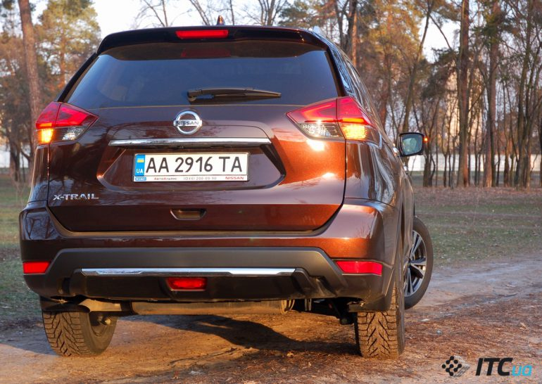 Новый Nissan X-Trail в деталях (+ сравниваем дизель 1,6 и бензин 2,5) - ITC.ua