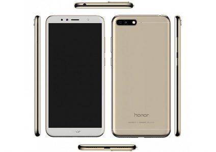 В пятницу представят смартфон Huawei Honor 7A с двойной камерой и процессором Snapdragon 430