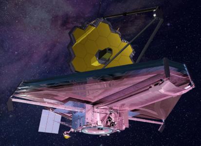Запуск космического телескопа «Джеймс Уэбб» снова перенесли, на сей раз – на май 2020 года