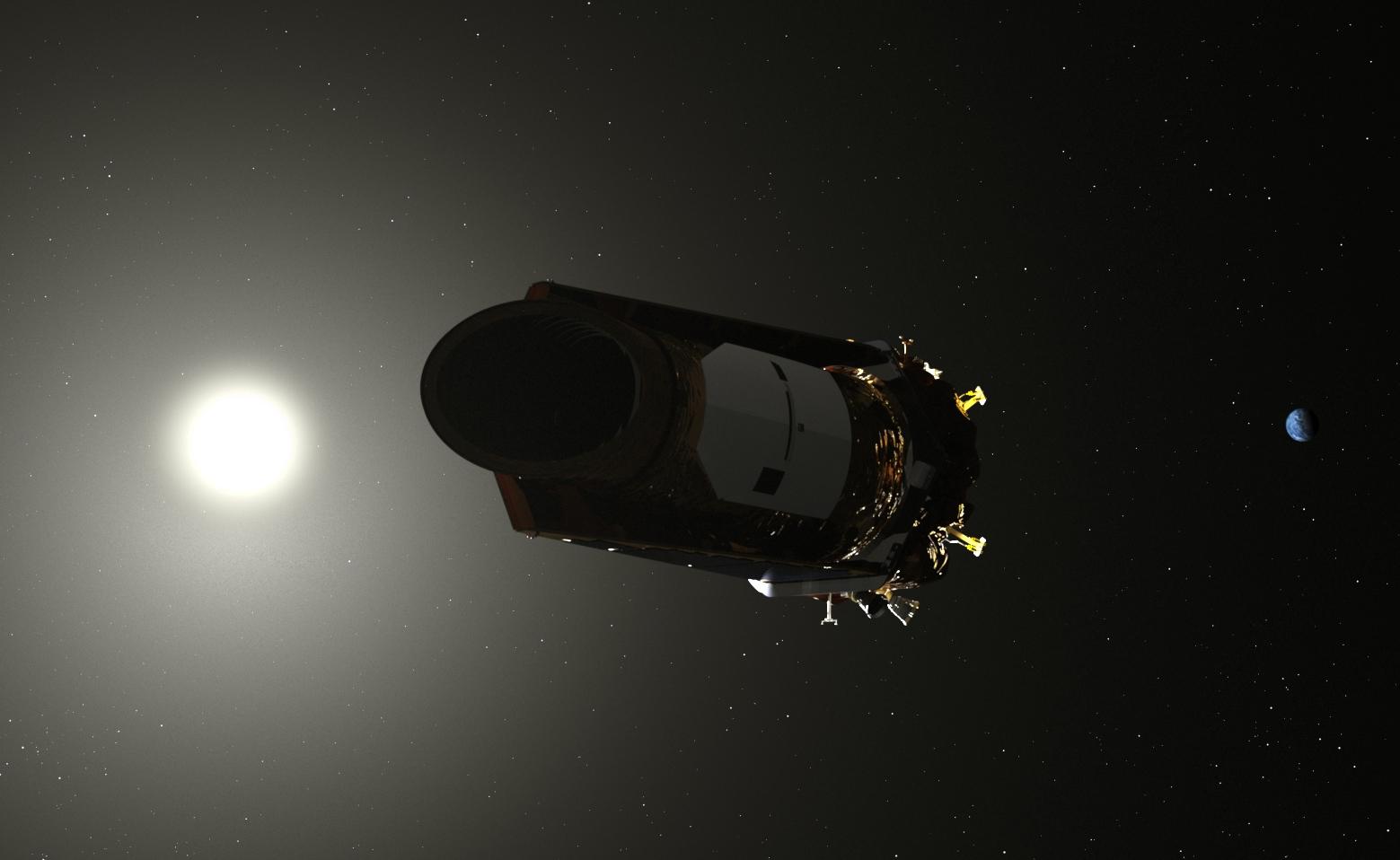 Дни «Кеплера» сочтены. У легендарного охотника за экзопланетами заканчивается топливо