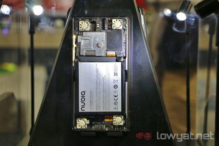 Nubia показала прототип игрового смартфона с системой охлаждения на базе четырёх вентиляторов