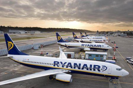 Ryanair начал продажи билетов на рейсы из Киева и Львова по цене от 10 евро