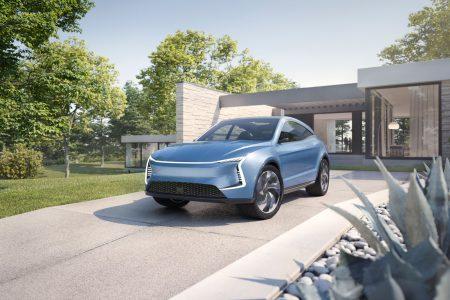 SF Motors представил два электрокроссовера SF5 и SF7 с мощностью до 1000 л.с. и запасом хода 500 км, производство первой модели стартует уже в 2019 году на бывшей фабрике Hummer в США