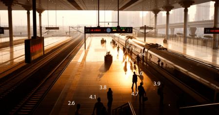 Правительство Китая запретит поезда и самолеты для людей с плохим «социальным рейтингом»