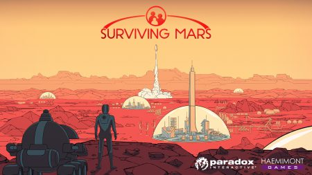 Surviving Mars: I'm gonna have to science the shit out of this