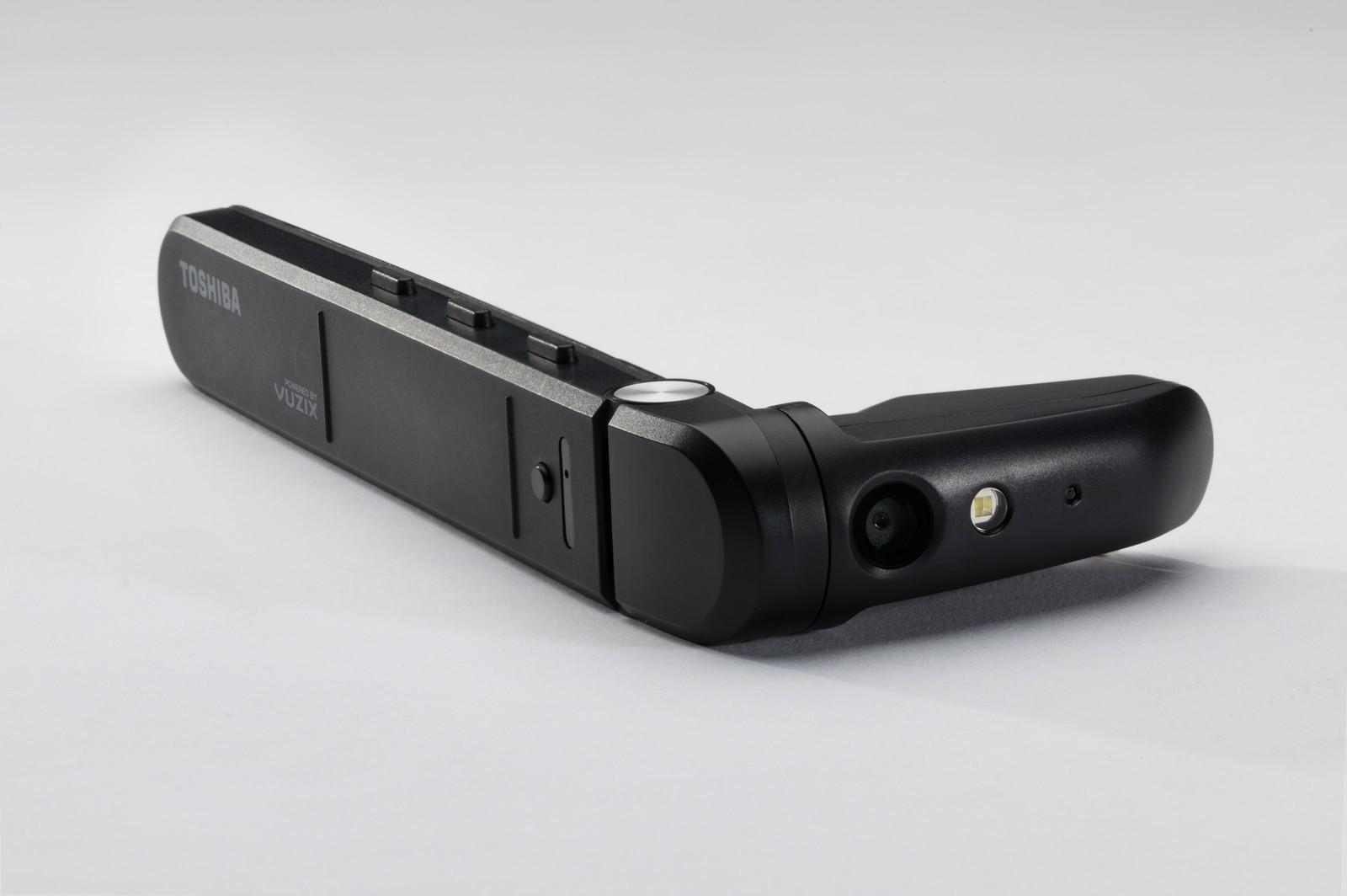 Toshiba представила конкурента умным очкам Google Glass Enterprise Edition. И это первые такие очки с ОС Windows 10 - ITC.ua