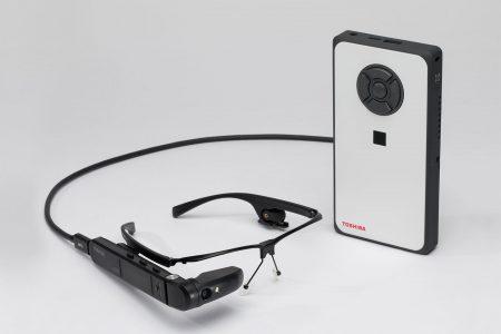 Toshiba представила конкурента умным очкам Google Glass Enterprise Edition. И это первые такие очки с ОС Windows 10