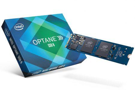 Представлены потребительские SSD Intel Optane 800P