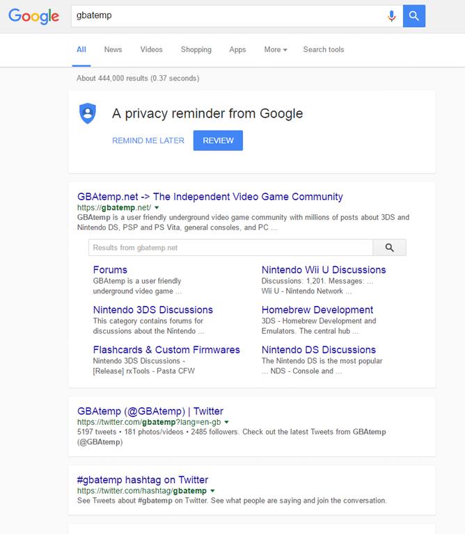 Google примеряет для поисковой выдачи новый шаблон в стиле Material Design - ITC.ua