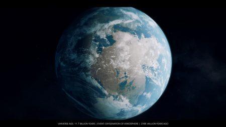 «13 млрд лет в одном 10-минутном ролике»: захватывающий time-lapse всей истории Вселенной