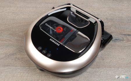 Для ленивых гиков: обзор робота-пылесоса Samsung POWERbot VR7070 (VR20M7070WD/EV)