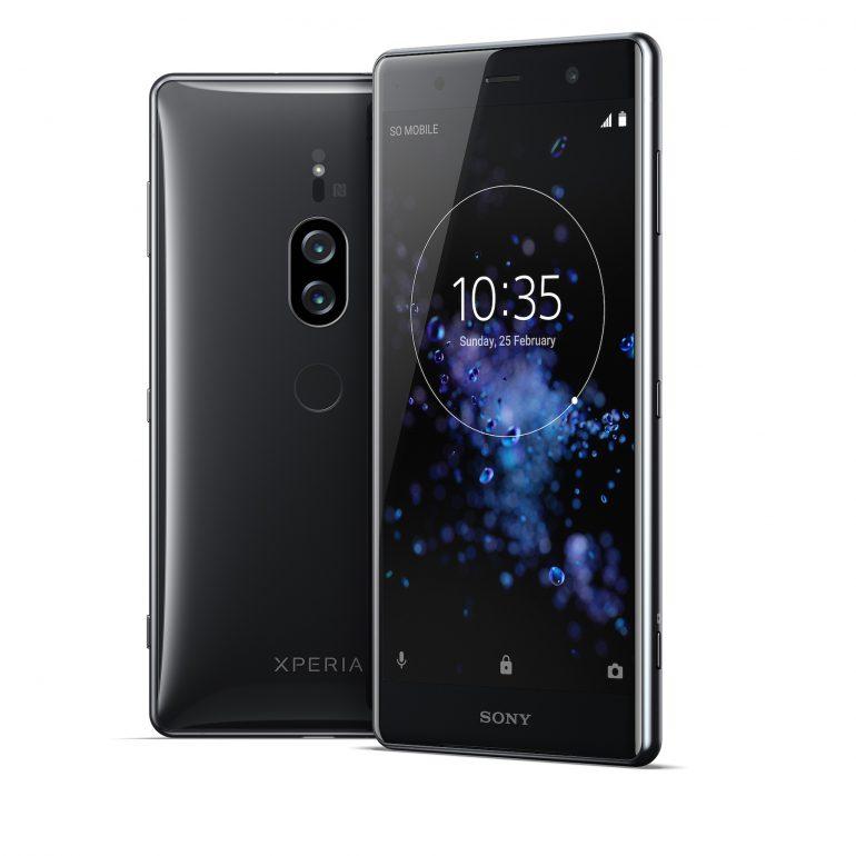 Флагманский смартфон Sony Xperia XZ2 Premium представлен официально: 5,8-дюймовый 4K HDR экран, Snapdragon 845 с 6 ГБ ОЗУ и двойная камера Motion Eye Dual (19 Мп + 12 Мп)