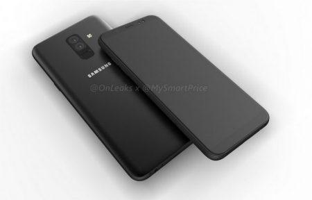 Смартфоны Samsung Galaxy A6 и A6+ впервые запечатлены на видео, старшая модель получит сдвоенную основную камеру