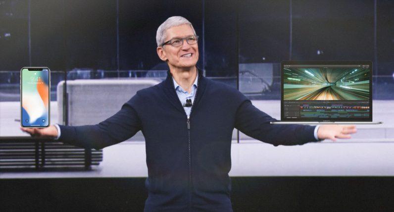Делать гибрид Mac иiPad неимеет смысла— Тим Кук