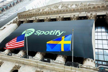 Музыкальный сервис Spotify вышел на биржу. Его оценили дороже Twitter, Snap и CBS