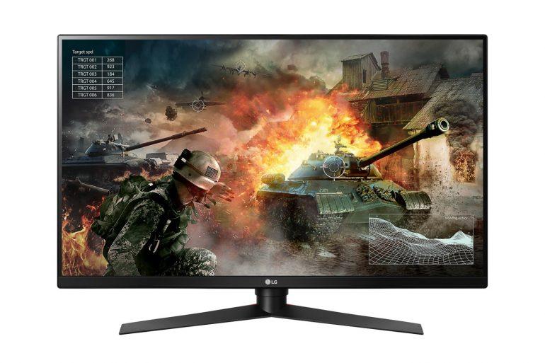 В Украине стартовали продажи геймерских мониторов LG 27GK750F-B и LG 32GK850G-B с частотой развертки 240 Гц и 165 Гц и ценой 15999 грн и 23999 грн соответственно