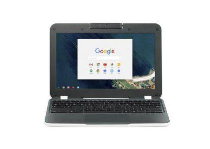 В коде Chromium OS найдено упоминание ноутбука Chromebook с сенсорным 4K дисплеем - ITC.ua