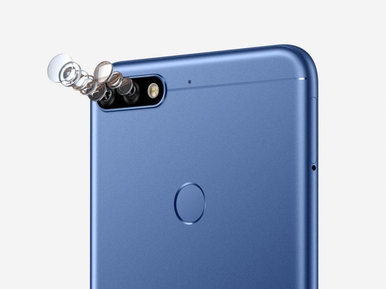 Huawei представила пару бюджетных смартфонов: 5,7-дюймовый Honor 7A на Snapdragon 430 за $200 и 5,99-дюмовый на Snapdragon 450 с двойной камерой за $240 - ITC.ua