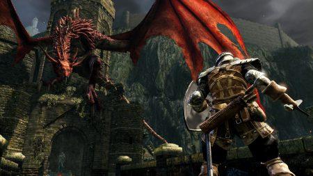 Опубликованы первые официальные скриншоты игры Dark Souls: Remastered