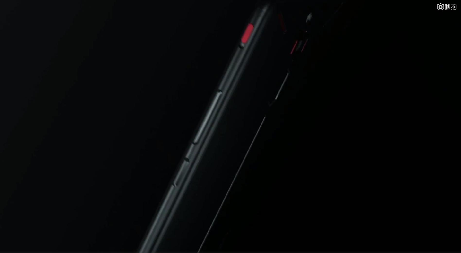 Появились официальные изображения игрового смартфона Nubia Red Magic, его анонс состоится послезавтра