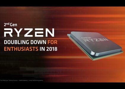 «Гонка началась»: Процессоры AMD Ryzen 7 2700X и Ryzen 5 2600X разогнали свыше 5880 МГц, а память DDR4 на новом чипсете X470 – свыше 4,5 ГГц - ITC.ua