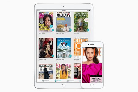 Bloomberg: После покупки Texture в Apple планируют запустить премиальный сервис подписки на новости и журналы