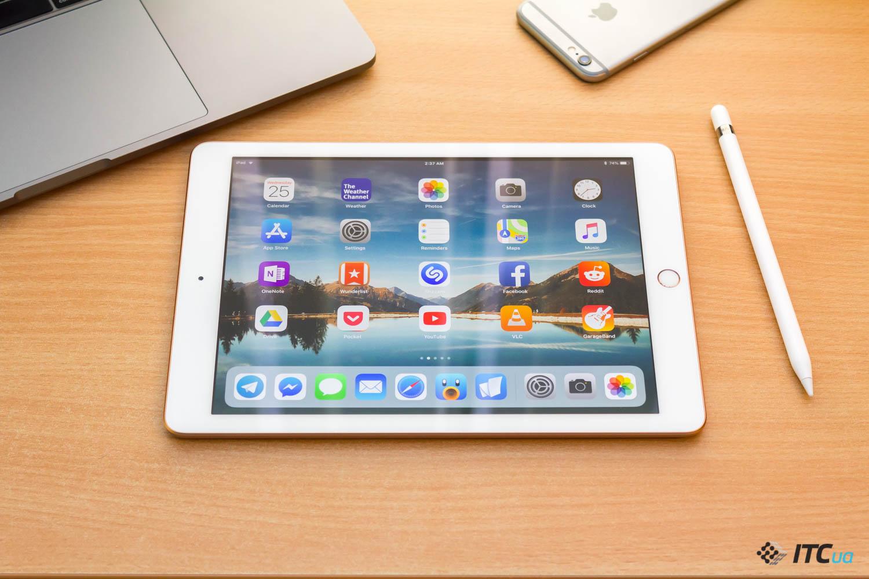 b2a7af5fb2ed Обзор Apple iPad 2018 - ITC.ua