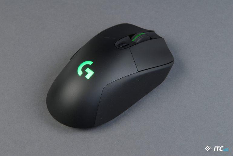 Обзор игровой беспроводной мыши Logitech G703 - ITC.ua