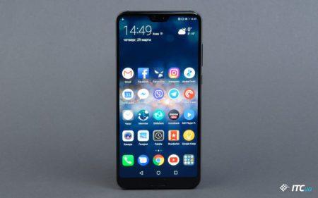 Глава мобильного подразделения Huawei утверждает, что компания рассматривала выпуск смартфона с вырезом вверху экрана задолго до iPhone X