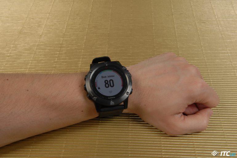 Обзор спортивных часов Garmin Fenix 5x (Sapphire Edition 12e4f96628498